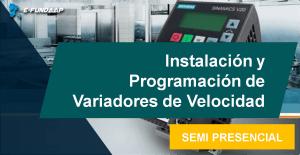 Instalación y Programación de Variadores de Velocidad